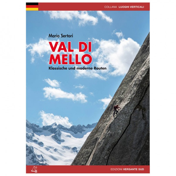 Versante Sud - Val Di Mello - Klätterförare