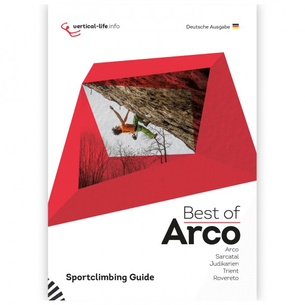 Vertical Life - Best of Arco - Guides d'escalade