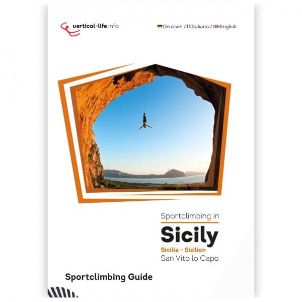 Vertical Life - Sportclimbing in Sicily - Klätterförare