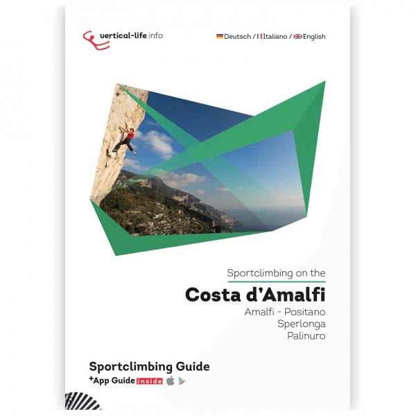 Vertical Life - Sportclimbing on the Costa d'Amalfi - Klatreguide