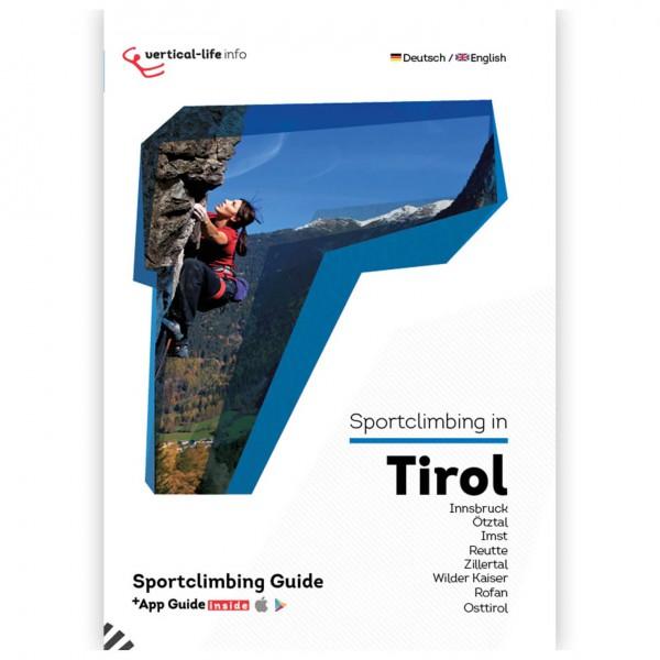 Vertical Life - Sportclimbing in Tirol - Guides d'escalade