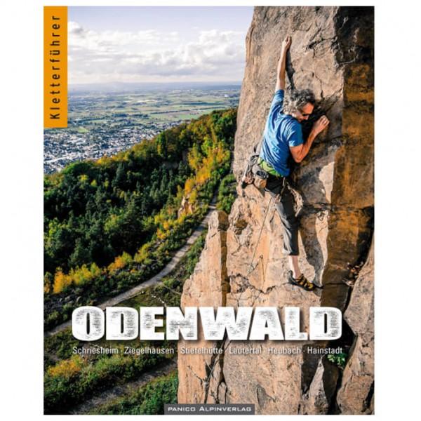 Panico Alpinverlag - Odenwald - Kletterführer