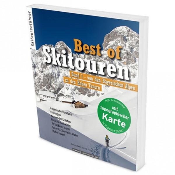 Panico Alpinverlag - Best of Skitouren Band 1 - Lasketteluretkioppaat