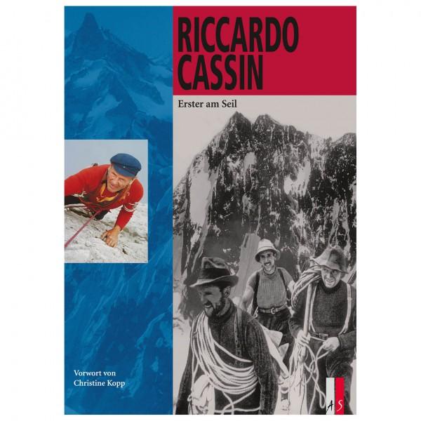 AS Verlag - Riccardo Cassin - Erster am Seil