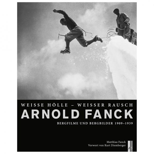 AS Verlag - Arnold Fanck - Weiße Hölle - Weißer Rausch