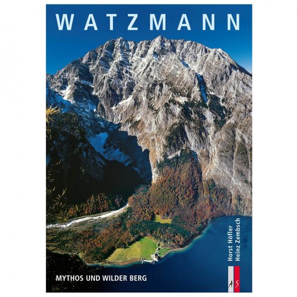 AS Verlag - Watzmann - Mythos und wilder Berg