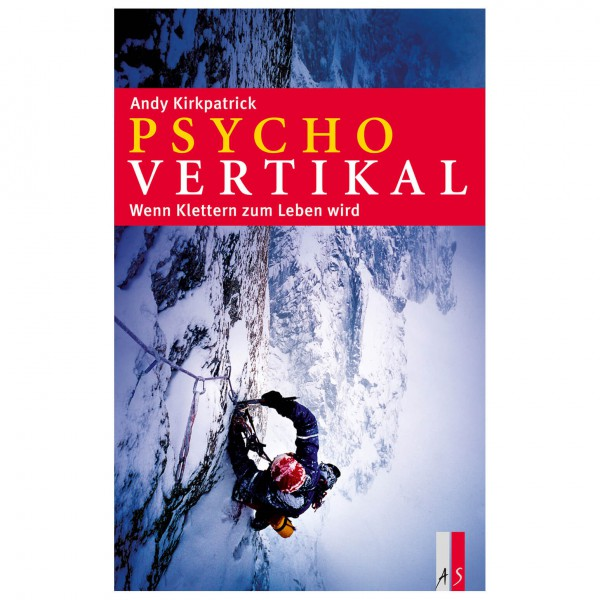 AS Verlag - Andy Kirkpatrick - Psychovertical