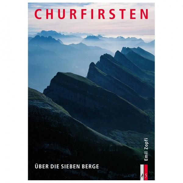 AS Verlag - Churfirsten - Über die sieben Berge