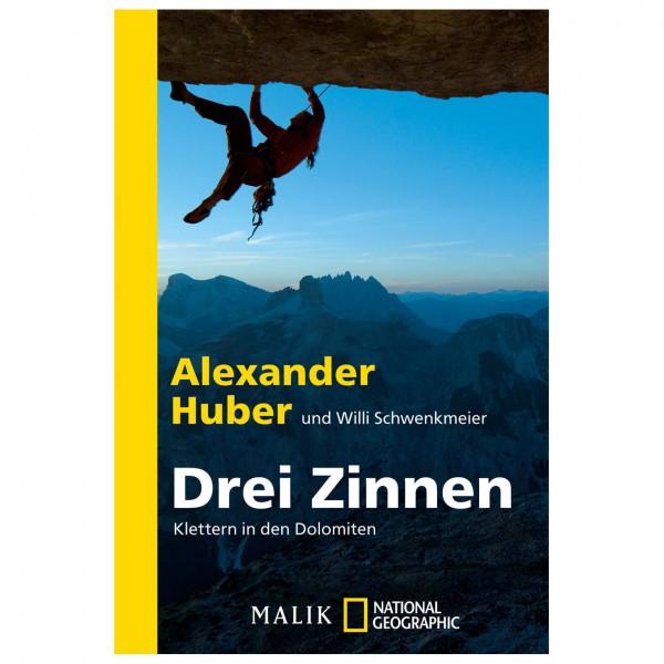 Malik - Alexander Huber - Drei Zinnen