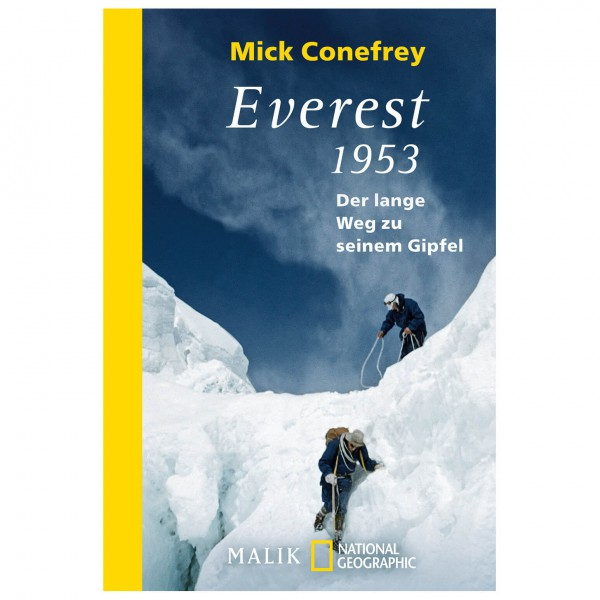 Malik - Mick Conefrey - Everest 1954