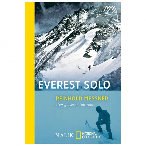 Malik - Reinhold Messner - Everest solo