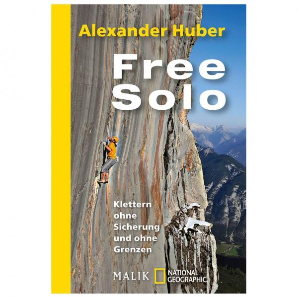 Malik - Alexander Huber - Free Solo