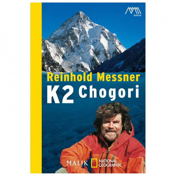 Malik - Reinhold Messner - K2 Chogori