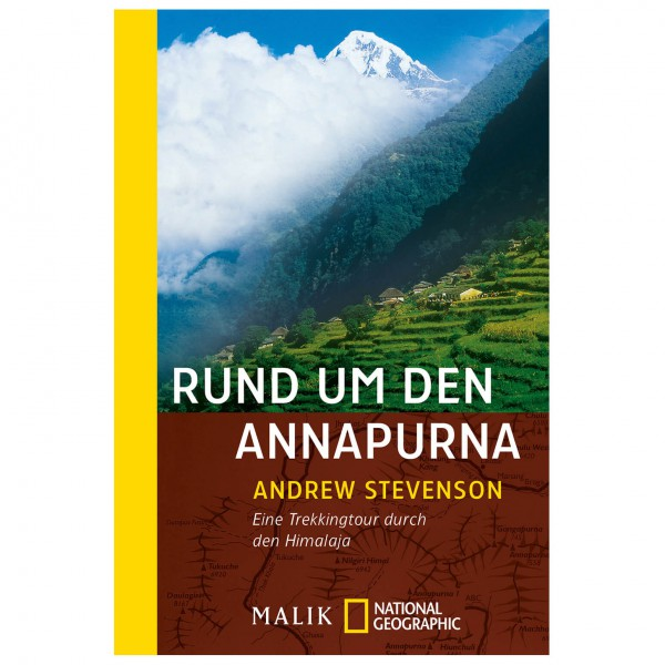 Malik - Andrew Stevenson - Rund um den Annapurna