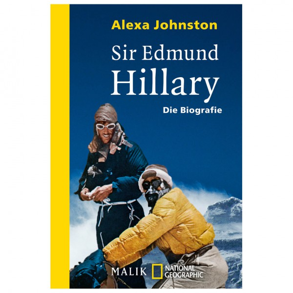 Malik - Alexa Johnston - Sir Edmund Hillary