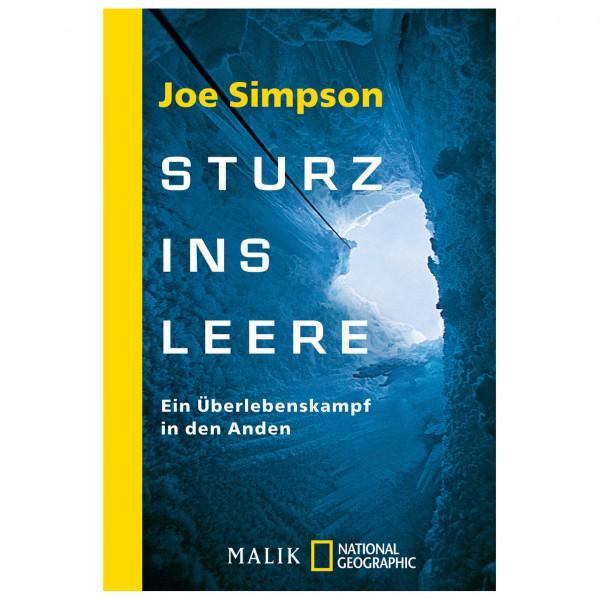 Malik - Joe Simpson - Sturz ins Leere