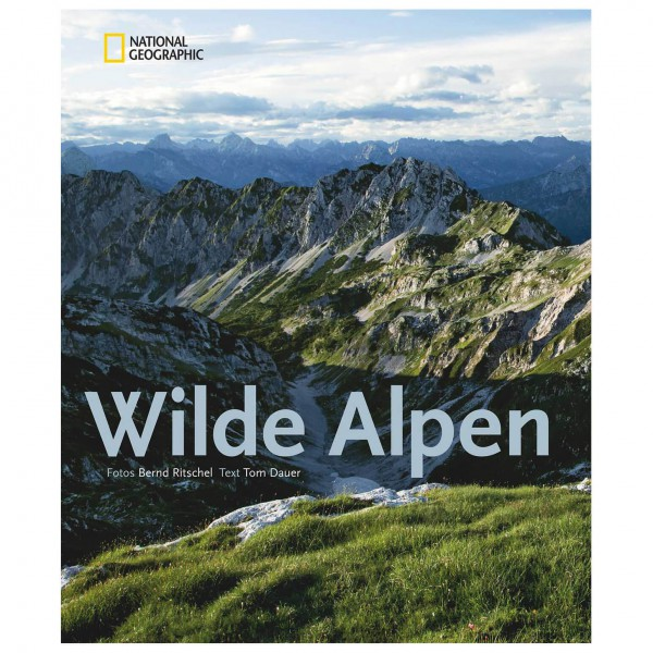 National Geographic - Wilde Alpen