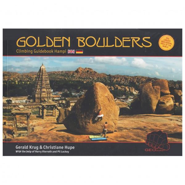 Geoquest-Verlag - G. Krug, C. Hupe - Golden Boulders - Kletterführer