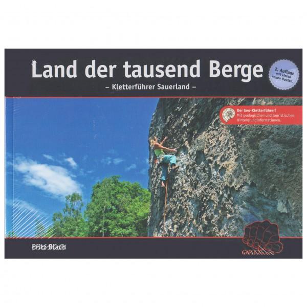 Geoquest-Verlag - Fritz Blach - Kiipeilyoppaat