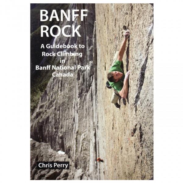 Chris Perry - Banff Rock - Climbing guides