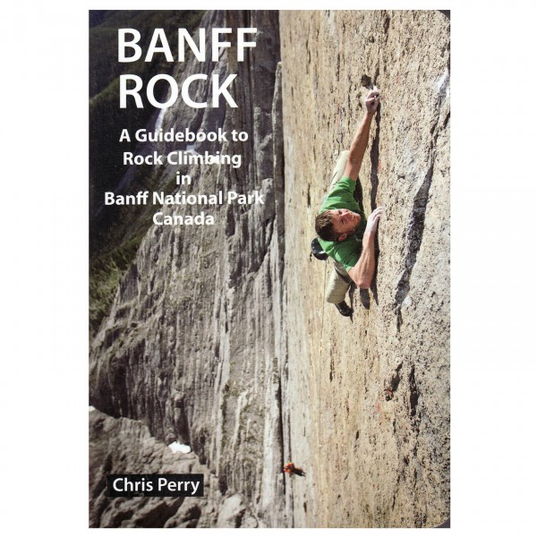 Chris Perry - Banff Rock - Kiipeilyoppaat