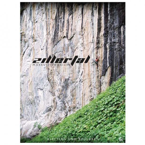 Lochner Verlag - Zillertal - Climbing guides