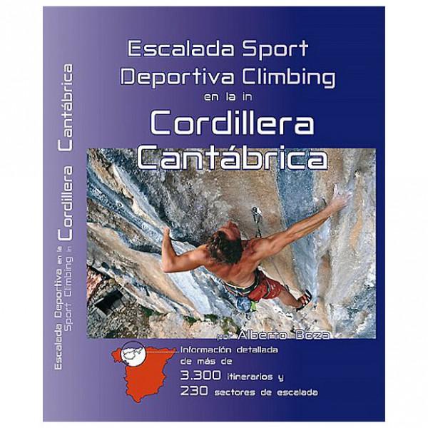 J. Alberto Boza - Cordillera Cantabrica - Kiipeilyoppaat