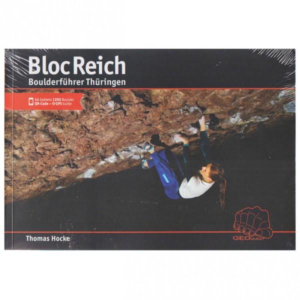 Geoquest-Verlag - BlocReich - Bouldering guide