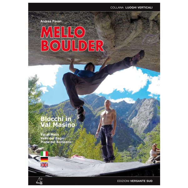 Versante Sud - Mello Boulder - Bouldering guide