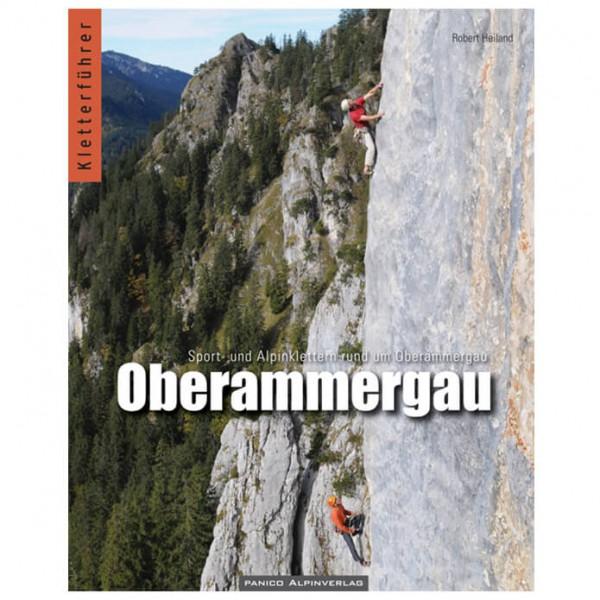Panico Alpinverlag - Oberammergau - Sportkletterführer