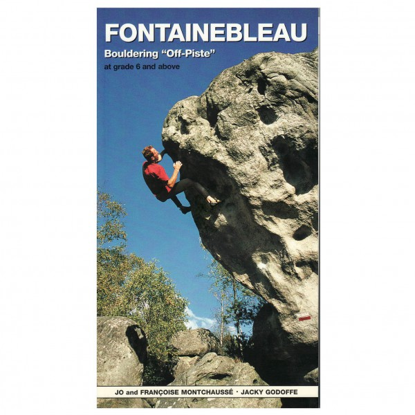 Baton Wicks Publications - Fontainebleau Off-Piste - Boulderointioppaat