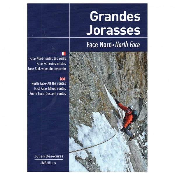 Jmeditions - Grandes Jorasses: North Face - Klätterförare