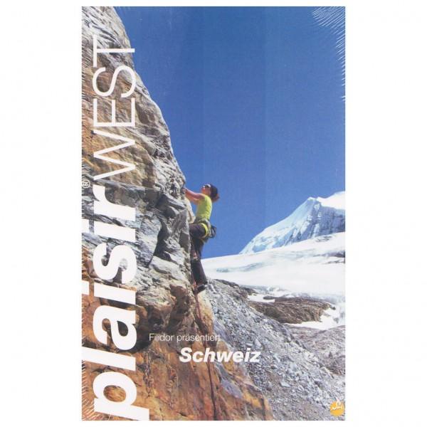 Edition Filidor - Schweiz Plaisir West - Klätterförare