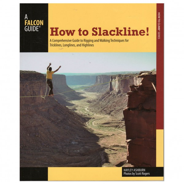 Hayley Ashburn & Scott Rogers - How to Slackline!