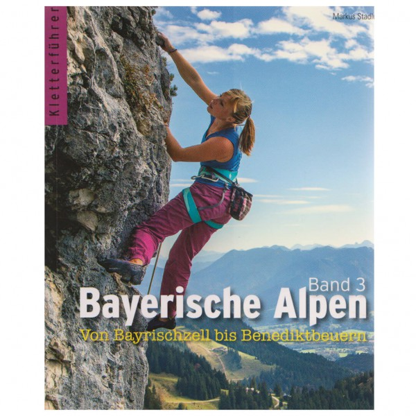 Panico Verlag - Bayerische Alpen Band 3 - Climbing guides