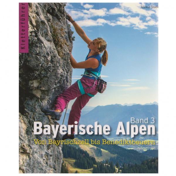 Panico Verlag - Bayerische Alpen Band 3 - Kletterführer