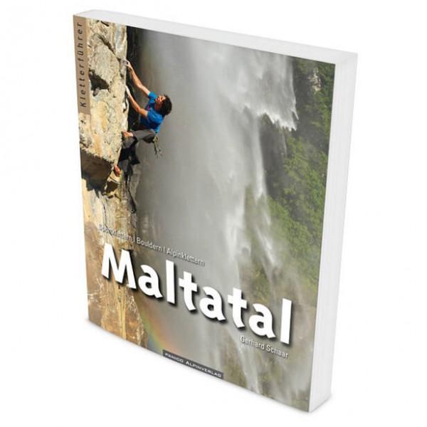Panico Alpinverlag - Kletter- & Boulderführer Maltatal - Kletterführer