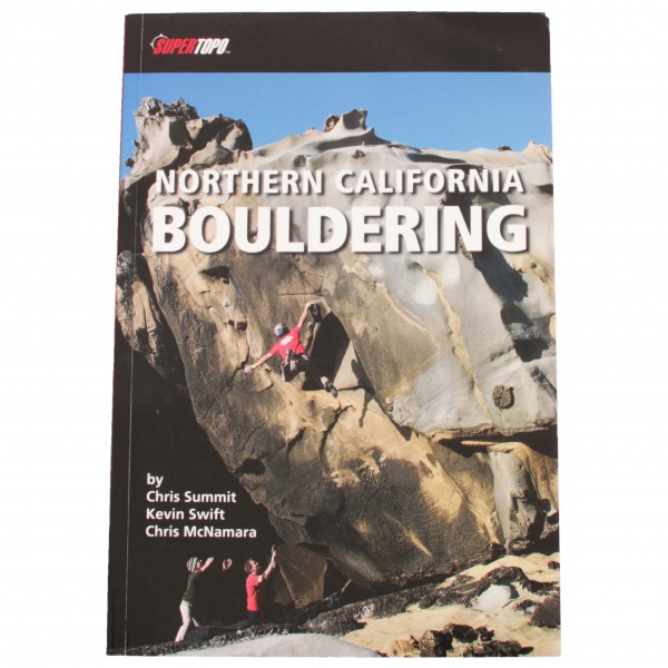 Supertopo - Northern California Bouldering - Bouldergidsen