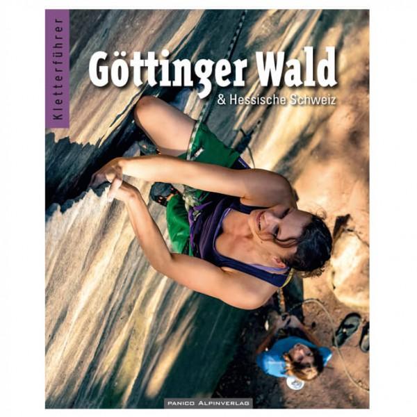 Panico Alpinverlag - Göttinger Wald & Hessische Schweiz - Kiipeilyoppaat