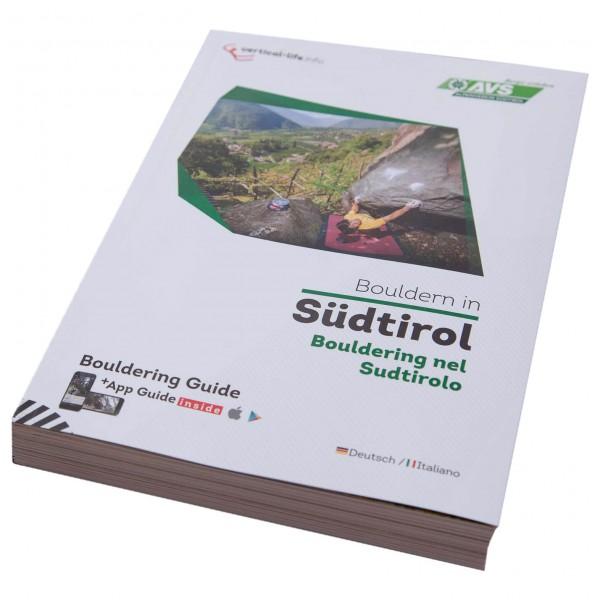 Vertical Life - Bouldern in Südtirol - Bouldering guide