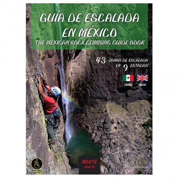 Gebro Verlag - The Mexican Climbing Guidebook - Norte