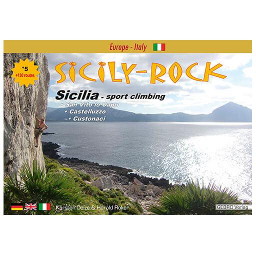 Gebro-Verlag - Sicily-Rock - Kletterführer Italien