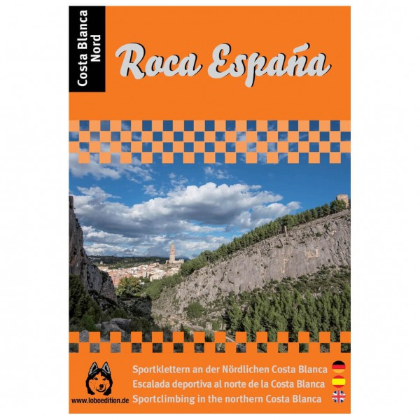 Lobo Plus - Roca Espana Band Nord - Klätterförare