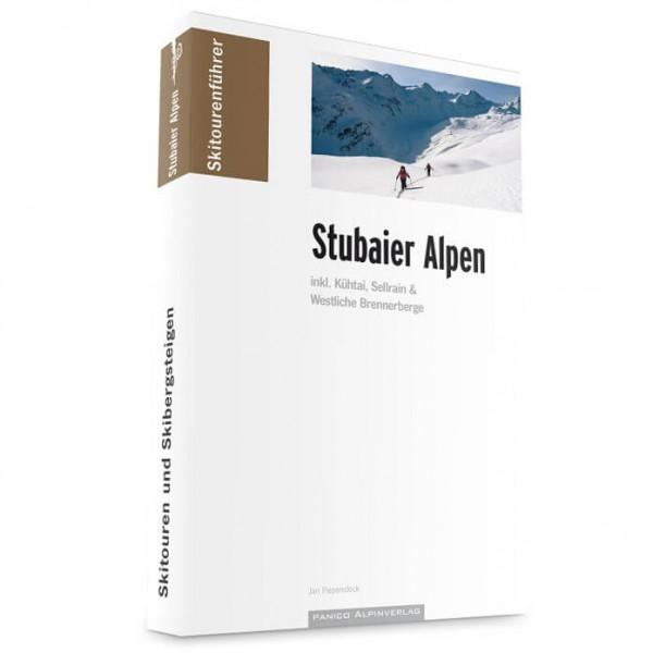 Panico Alpinverlag - Stubaier Alpen - Ski- og snøskoturer