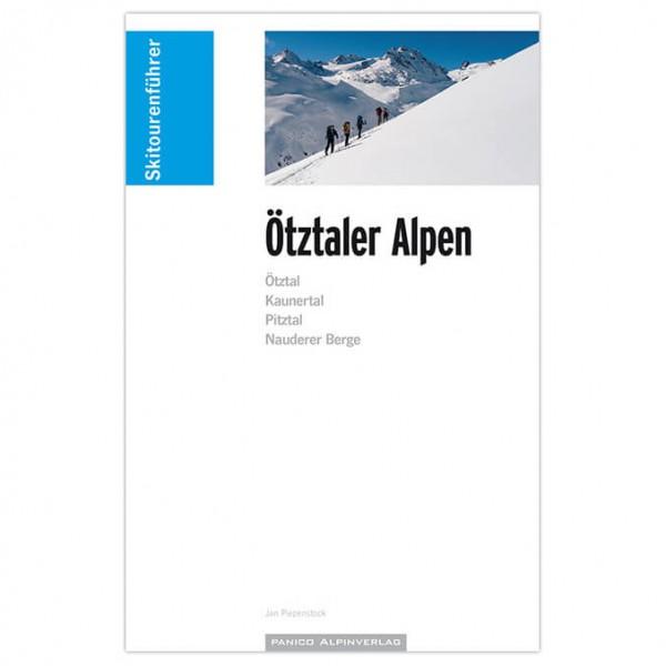 Panico Alpinverlag - Ötztaler Alpen - Skitourenführer