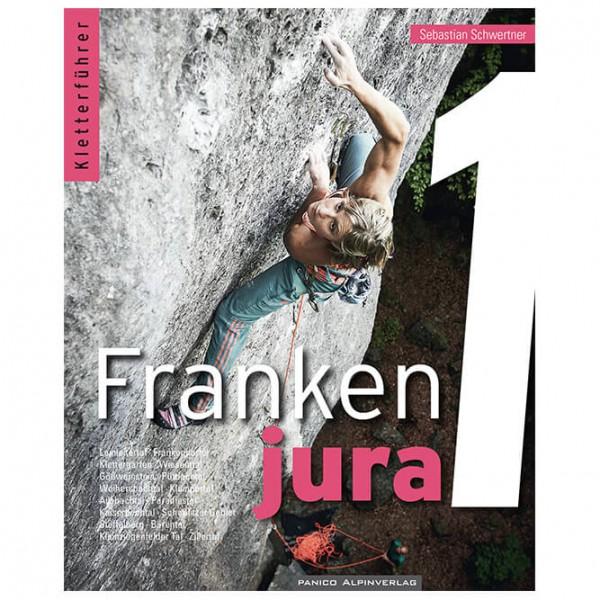 Panico Alpinverlag - Frankenjura Band 1 - Klatreguide