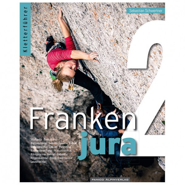 Panico Alpinverlag - Frankenjura Band 2 - Klatreguide