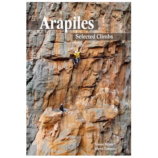 Cordee - Arapiles: Selected Climbs - Klatreguides
