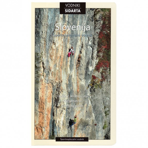 Sidarta - Slovenia Sport Climbs - Klimgidsen