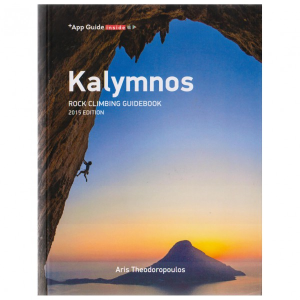 Terrain - Kalymnos - Rock Climbing Guide - Climbing guide